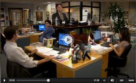Dwight's Standing Desk